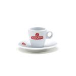 Брандирана чаша с чинийка за еспресо на Covim - топ цена само в CodCaffee.com