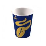 Картонени вендинг чаши за капучино и лате Tchibo 200мл/50бр.