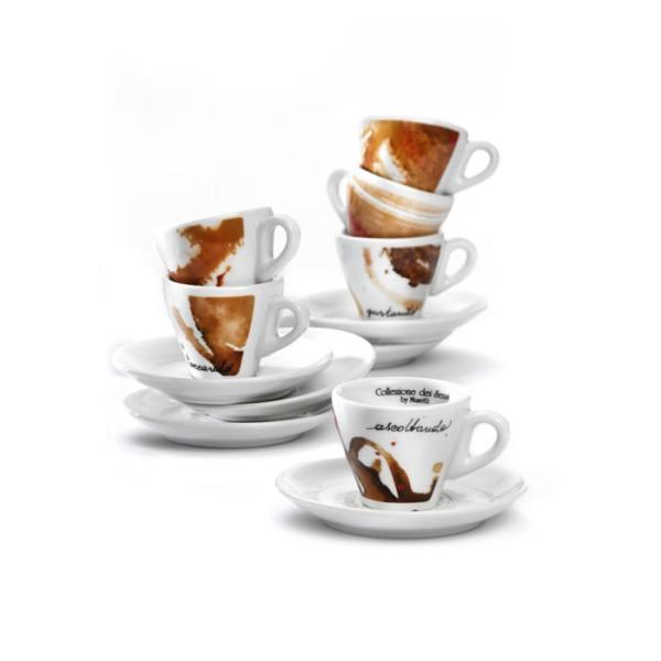 Цена от 93.60 лв за Колекция чаши Musetti само в CodCaffee.com
