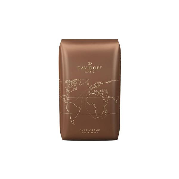 Цена от 23.40 лв за Davidoff Cafe Creme - 500 гр. кафе на зърна само в CodCaffee.com