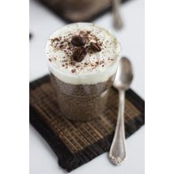 Рецепта за кафен чиа пудинг