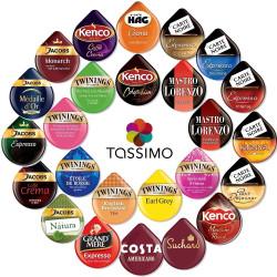 Кафе капсули за TASSIMO система