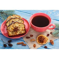 Коледни сладки вкусотии с кафе