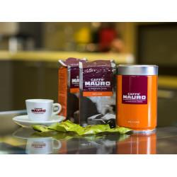 Caffe Mauro на зърна и мляно – класика, поднесена с вкус