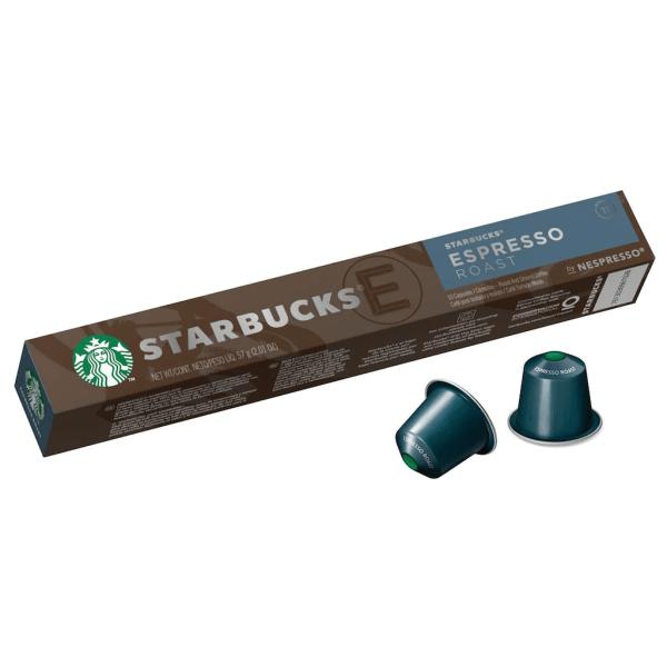 Капсули Starbucks® Espresso Неспресо система 100 бр. на топ цена само в CodCaffee.com
