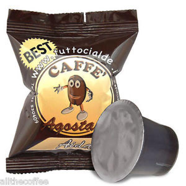 Капсули Caffè Agostani Best Aida Неспресо система 100 бр. на топ цена само в CodCaffee.com