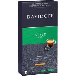 Davidoff Cafe Style- Nespresso съвместими капсули