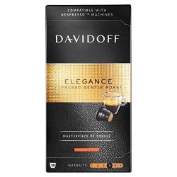 Davidoff Cafe Elegance- Nespresso съвместими капсули