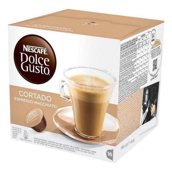 Капсули Dolce Gusto Cortado Espresso Macchiato за Dolce Gusto система на супер цена само в CodCaffee.com