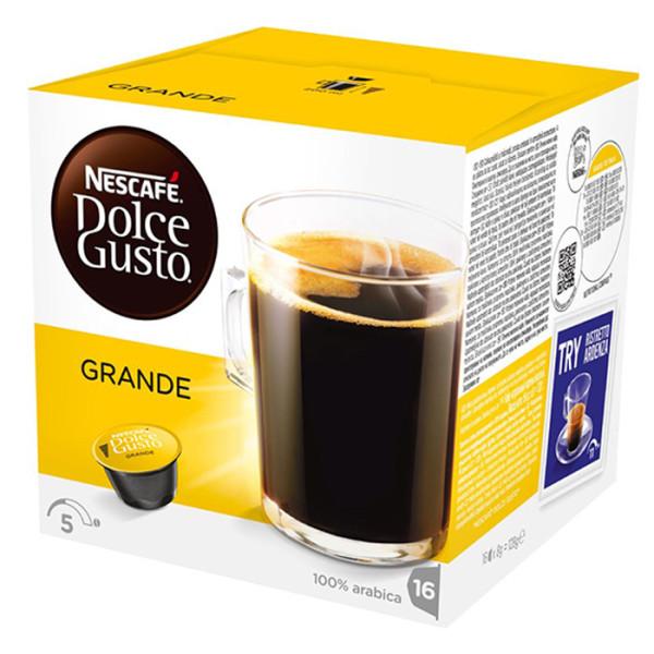 Капсули Dolce Gusto Grande Caffe Crema за Dolce Gusto система на супер цена само в CodCaffee.com