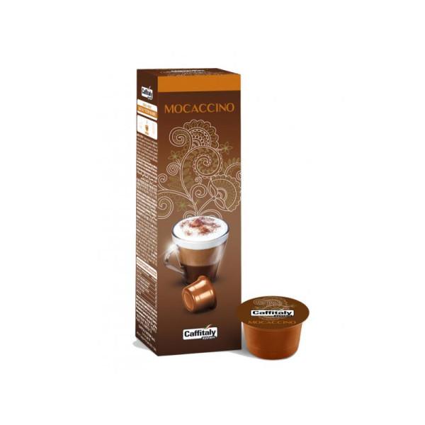 Цена от 8.00 за капсули Mocaccino Caffitaly System на Ecaffe в CodCaffee.com