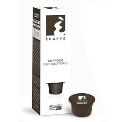 Ecaffe Corposo Caffitaly Система 10 бр. Кафе капсули