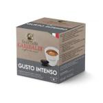 Топ цена от 7.40 за кафе капсули Gusto Intenso на Gran Caffe Garibaldi за A Modo Mio System