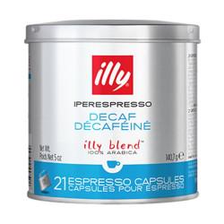 illy Безкофеиново еспресо iperEspresso система 21 бр. Кафе на капсули