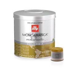 illy Monoarabica Colombia iperEspresso система 21 бр. Кафе на капсули
