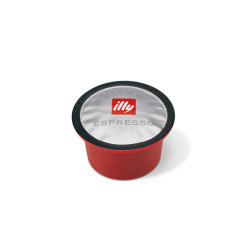 illy Espresso Dark Roast MPS система 15 бр. Кафе капсули