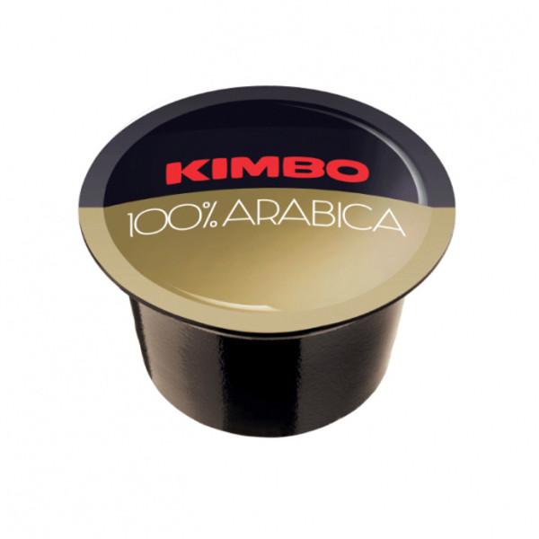 Кафе капсули Kimbo Caps B 100% Arabica Blue System на топ цена в CodCaffee.com