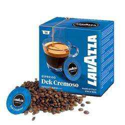 Lavazza Espresso Dek Cremoso A modo mio система 16 бр. Кафе капсули