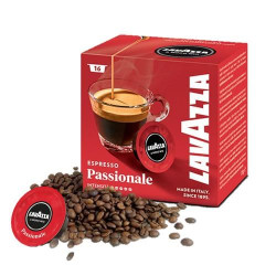 Lavazza Espresso Passionalе A modo mio система 16 бр. Кафе капсули