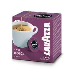 Lavazza Lungo Dolce A modo mio система 16 бр. Кафе капсули