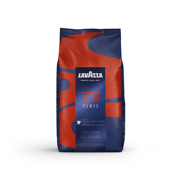 Топ Цена на 1кг. кафе зърна Lavazza Espresso Top Class само в CodCaffee.com