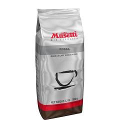 Musetti mio espresso La Rossa 1 кг. Кафе на зърна