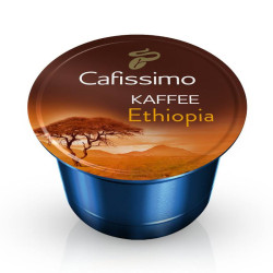 Tchibo Kaffe Ethiopia Caffitaly System 10 бр. Кафе капсули