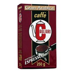 Caffe Cagliari Gran Arabica 250 гр. Мляно кафе