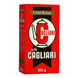 Caffe Cagliari Gran Rossa 250 гр. Мляно кафе