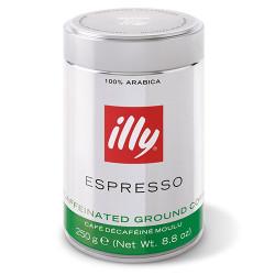 illy Espresso Decaffeinato 250 гр. Мляно кафе без кофеин