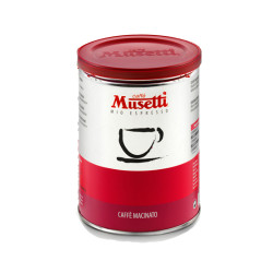 Musetti mio espresso Macinato Espresso 250 гр. Мляно кафе