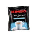 Безкофеиново кафе на дози Kimbo Decaffeinato на топ цена в CodCaffee.com