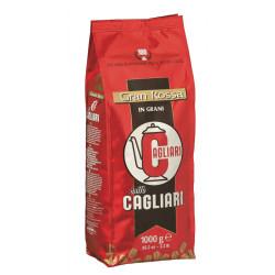 Caffe Cagliari Gran Rossa 1 кг. Кафе на зърна