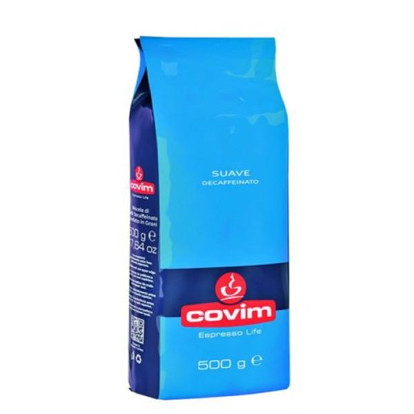 Цена от 20.90 лв за Безкофеиново кафе на зърна Covim само в CodCaffee.com