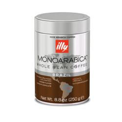illy Monoarabica Brasil 250 гр. Кафе на зърна