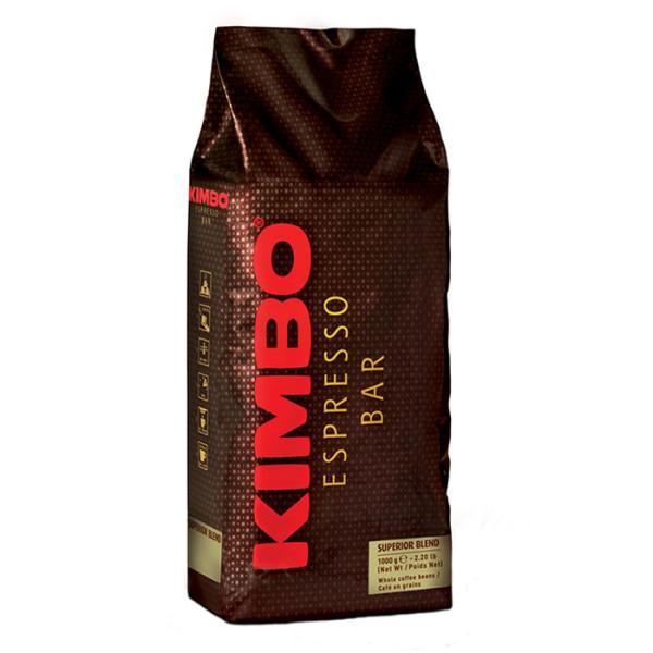 Kimbo Супериор Бленд кафе на зърна на супер цена само в CodCaffee.com