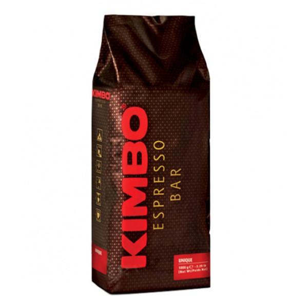 Кафе на зърна Kimbo Unique на топ цена в CodCaffee.com