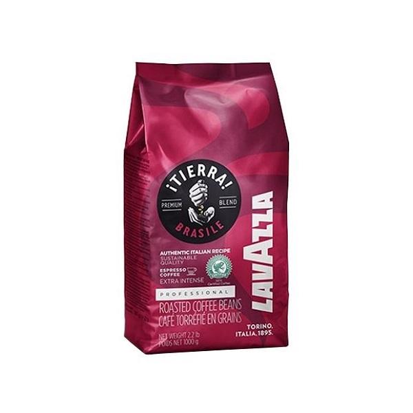 Tierra 100% Arabica кафе на зърна на Lavazza на топ цена само в CodCaffee.com