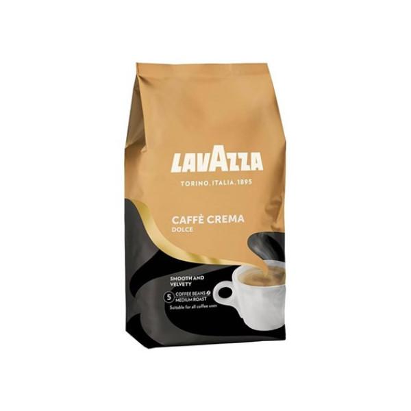Lavazza кафе на зърна Caffe Crema Dolce на супер цена само в CodCaffee.com