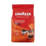 Кафе на зърна Crema e Gusto Forte на Lavazza на топ цена само в CodCaffee.com