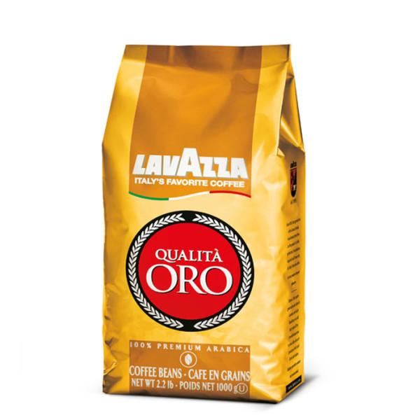 Топ Цена 1кг. кафе зърна Lavazza Qualita Oro само в CodCaffee.com
