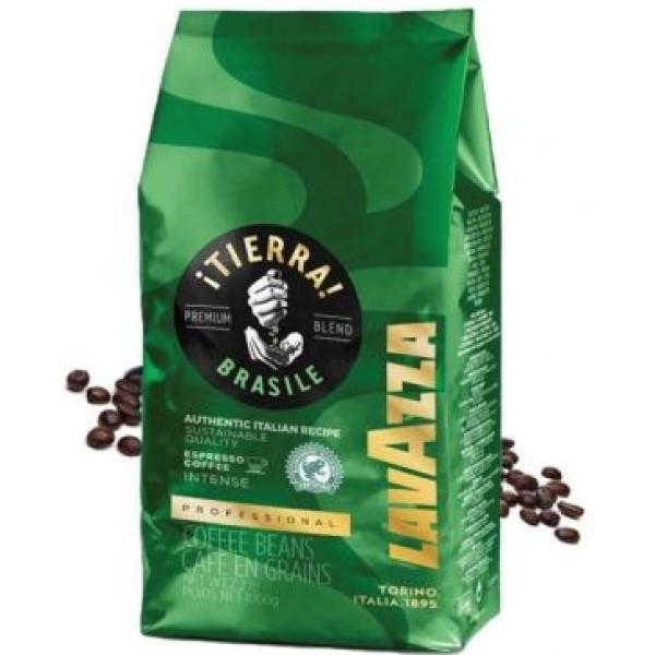 Tierra Brasile  Arabica кафе на зърна на Lavazza на топ цена само в CodCaffee.com