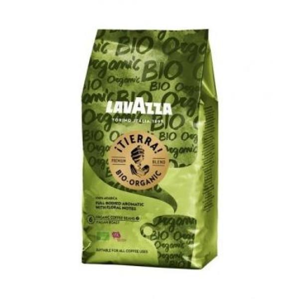 Lavazza Tierra Bio Organic  Кафе на зърна на Lavazza на топ цена само в CodCaffee.com
