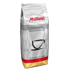 Musetti mio espresso Cremissimo 1 кг.  Кафе на зърна