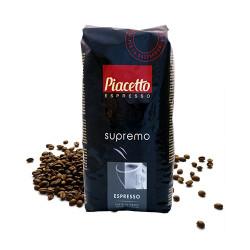 Piacetto Espresso Supremo 1 кг.  Кафе на зърна