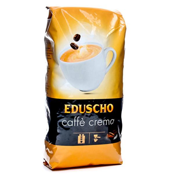 Топ цена от 32.15 лв за кафе на зърна Tchibo Eduscho Крема само в CodCaffee.com
