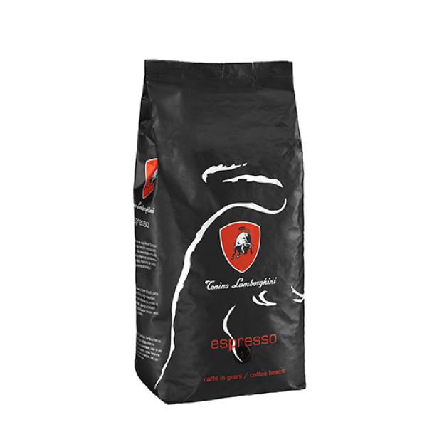 Кафе на зърна Tonino Lamborghin Platinum Blend 1 кг. ТОП цена | Cod Caffee