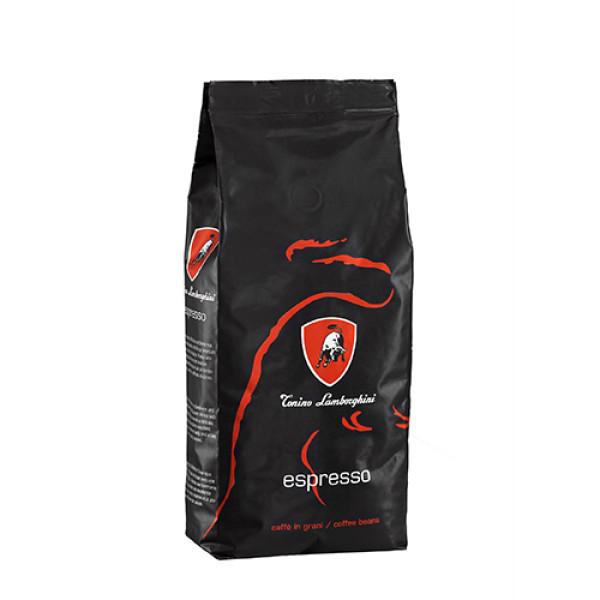 Кафе на зърна Tonino Lamborghin Red Blend 1 кг. ТОП цена | Cod Caffee