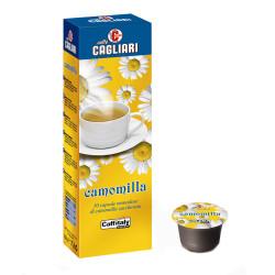 Caffe Cagliari Camomilla Caffitaly система 10 бр. Чай на капсули