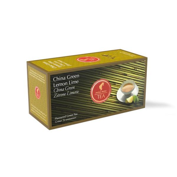 Цена от 8.00 лв за Китайски зелен чай с лимон и лайм само в CodCaffee.com
